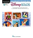 Disney Solos Clarinet & Tenor Sax Bk/Cd: Noten, CD für Klarinette, Alt-Saxophon: Clarinet and Tenor Sax