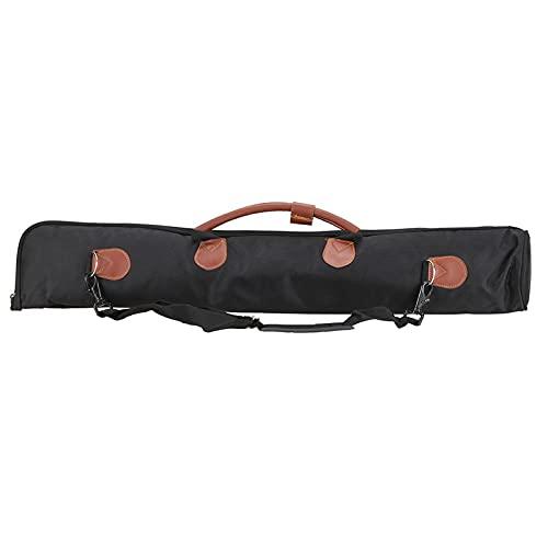 Staright 1680D Klarinette Bag RS Geradeinblick Dicker Schaumstoff gepolsterte 15mm Verstellbarer Schultergurt-Hauptfach mit