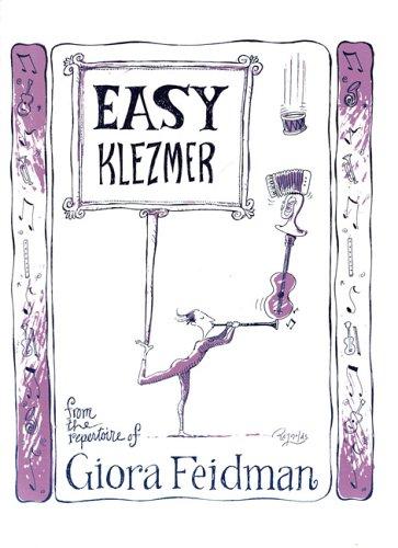 Easy Klezmer, für Klarinette / variable Besetzung